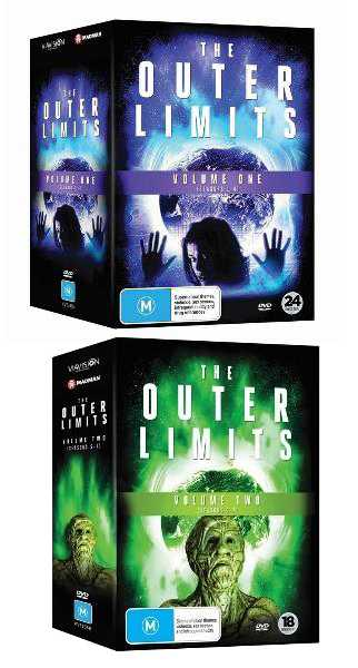 New DVD: The Outer Limits, Mindy Project | My Geek Culture